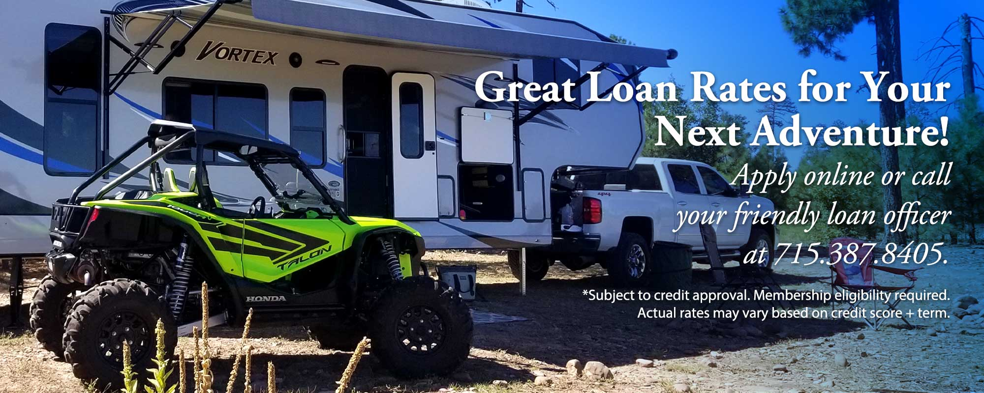 Assistance While Distance Loan Special